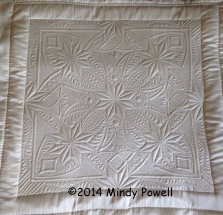 Mindy Powell's whole cloth